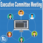 Virtual Executive Committee Meeting October 29, 2020